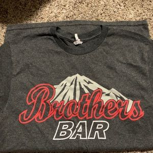 BROTHERS Tee w/ coors logo